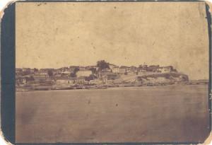 Варна от юг, 1882 година