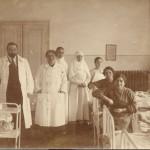 Доктор Смоленски и екипа му на визитация