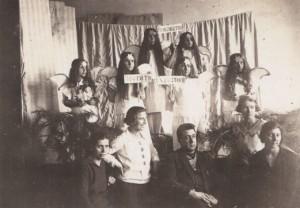 Представление за Рождество Христово, 1927 г.