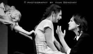 """""""Три сестри"""". Постановка на младежки театър """"Николай Бинев"""""""