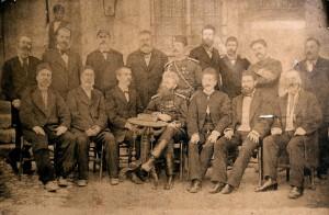 Състава на първия градски съвет във Варна 1878 - 1879 година