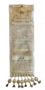 Манифест на цар Фердинанд I за обявяване на независимостта