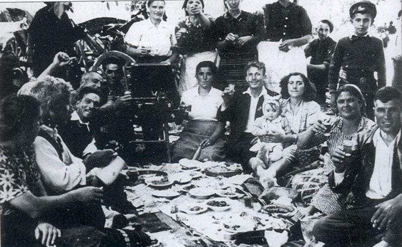На събора на Св. Константин (3 юни) - 30-те години на XX в.