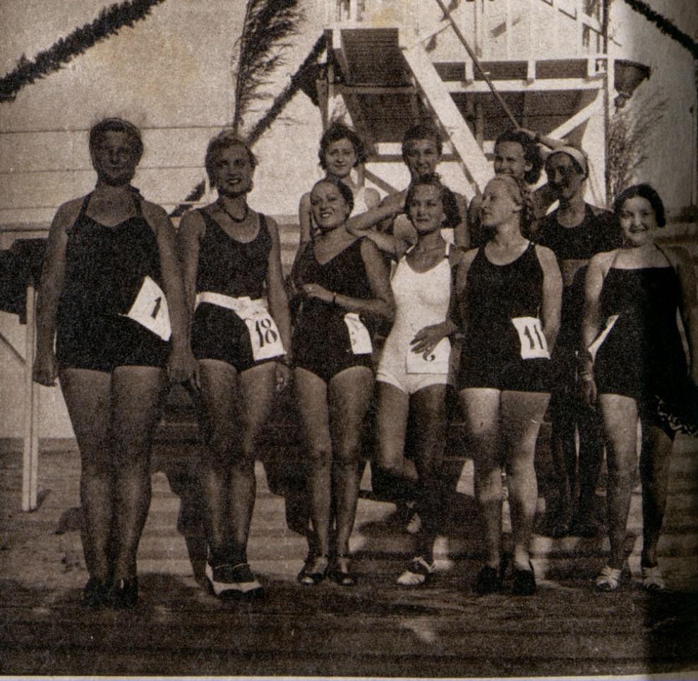 Конкурс за най-хубав бански костюм