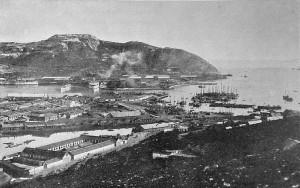 Порт Артур - общ изглед