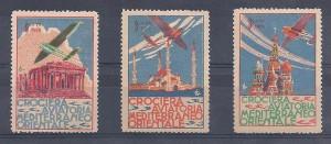 Юбилейни пощенски марки, 1929 г.