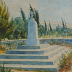 Паметник на загиналите френски войници